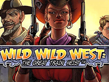 Wild Wild West: The Great Train Heist